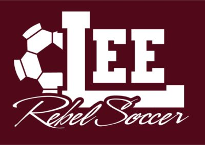 LEE SOCCER Shirt design