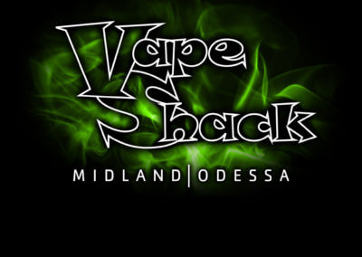 VAPE SHACK SHIRT BACK