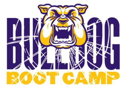 Midland High Bulldog Shirt  Design